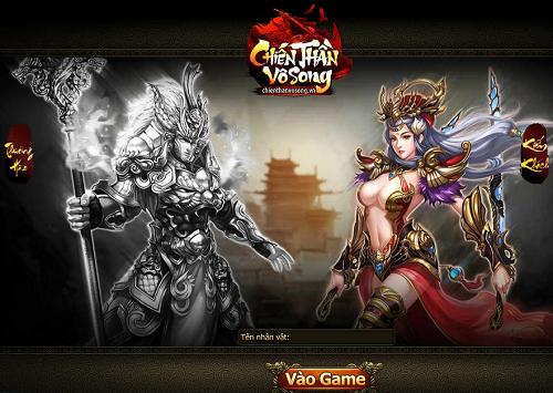 Chiến Thần Vô Song tựa game không thể nào bỏ qua