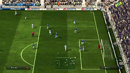 FIFA Online 3 và những chiêu sút bóng ăn điểm! 2
