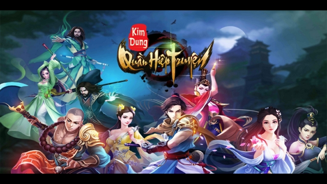 Nạp Kim Nguyên Bảo chơi Kim Dung Quần Hiệp Truyện thả ga