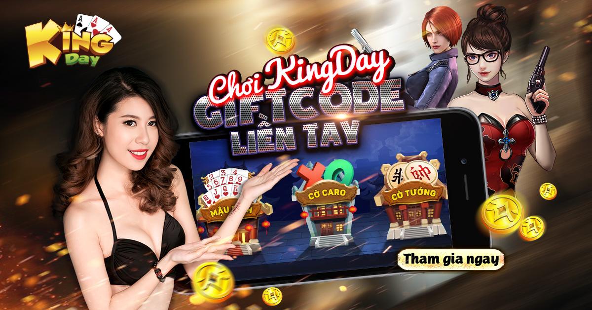 Nạp tiền game KingDay - Game dân gian của VTC