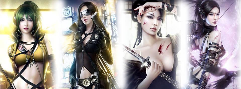 Tại sao game online phải có nhân vật nữ? 3