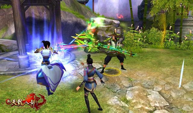 Qua Ải Nhạn Môn Quan của game Tân Thiên Long 3D 3