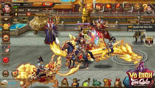 Vô địch Tam Quốc thu hút ngàn gamer 2
