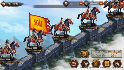 Tìm hiểu tựa game Vô Địch Tam Quốc 2