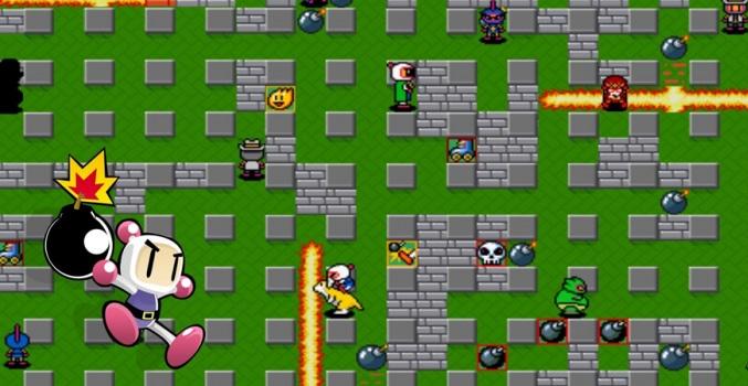 """Tìm hiểu bản đồ đặt bom """"siêu mini"""" của game VNG"""