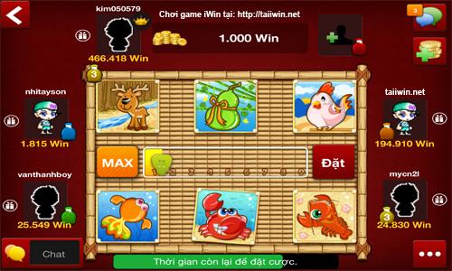 Mách Gamer Cách Chơi Bầu Cua Tôm Cá Trong Iwin Online