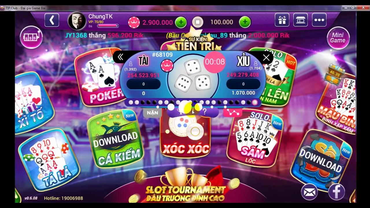 Chơi game bài phải biết mua thẻ Vcard online