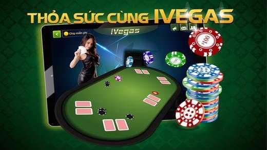 Hướng dẫn nạp chip chơi iVegas không giới hạn