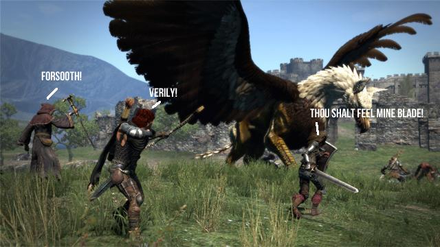 """Game thủ chết mê chết mệt với dòng game """"high – fantasy"""""""
