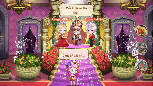 Mua zing xu online và tổ chức hôn lễ như mơ trong GunPow 2