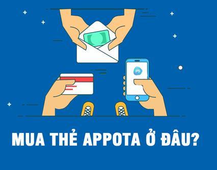 cách mua thẻ appota online giá rẻ