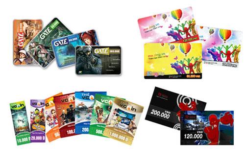 Mua thẻ gate ở đâu nhanh và giá rẻ