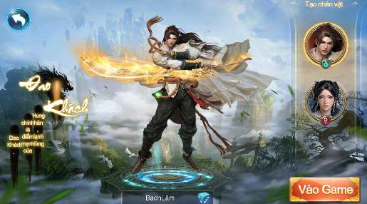 Kiếm Vũ Mobile – Game chuẩn 5 yếu tố của VNG vừa ra mắt 2
