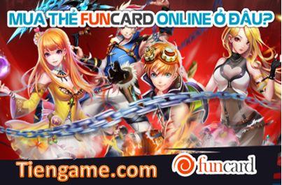 Mua Thẻ Funcard Online Nhanh Chóng Giá Rẻ