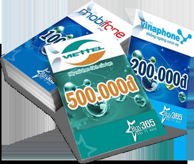 Một số lưu ý khi nạp tiền và mua thẻ điện thoại online