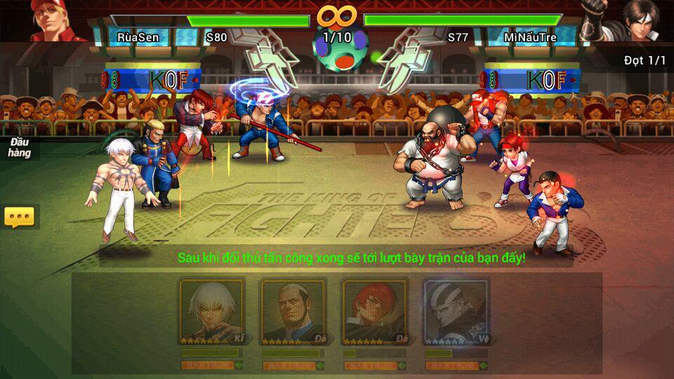 Quyền vương 98 – game di động của Garena có gì hay? 2