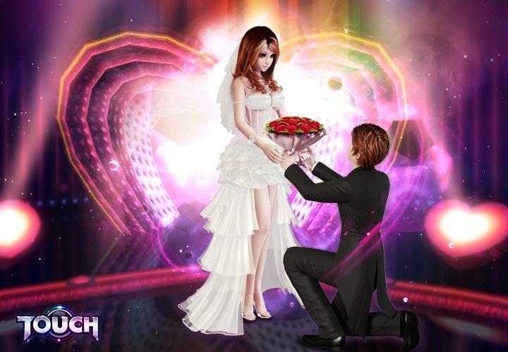 Touch Online - Tính năng kết hôn không phân biệt giới tính 2