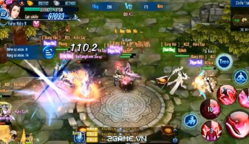 Chiến game võ lâm truyền kỳ mobile
